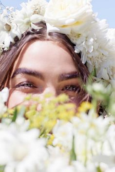 BTS of Bambi Northwood Blyth's Vogue Australia wedding shoot