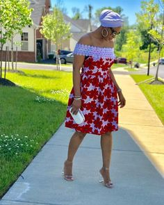 40 Popular African Fashion Styles For Stylish Beautiful Ladies Hello ladies. African fashion styles are know for their inspiring and beautiful look. Fashion designers around the globe love African dre African Fashion Ankara, Latest African Fashion Dresses, African Print Fashion, Africa Fashion, Fashion Prints, Ankara Short Gown Styles, Short African Dresses, Ankara Gowns, Short Dresses