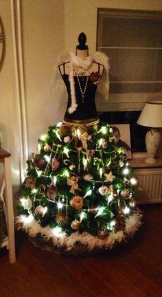 Verrassend De 12 beste afbeeldingen van Kerstboom rokken | Kerstboom rokken AF-09