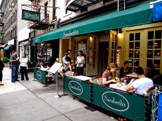Sarabeth's on the Upper West Side, NYC