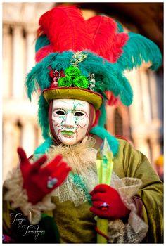Masquerade, Mask