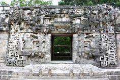 Ruinas Mayas de Chicanna, Campeche