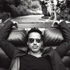 Robert Downey JR :)