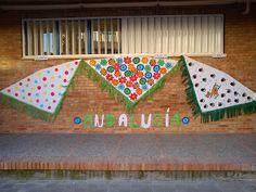 INFANTIL 4 AÑOS: Día de andalucía Hispanic Heritage Month, 30th Birthday, Christmas Tree, Portugal, Holiday Decor, Mayo, Ideas Para, Madrid, Flamingo Party