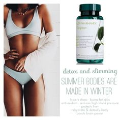 · d e t o x · a n d · s l i m m i n g · Want a detox? Or do you want to debloat? Get these Tegreen capsules to get your daily dose of…