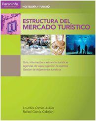 Estructura del mercado turístico : guía, información y asistencias turísticas... / Rafael García Cebrián