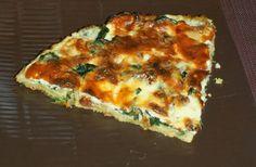 Zdrowo zakręcona: Quiche jaglany ze szpinakiem i serem pleśniowym