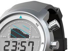 Relógio Outdoor Suunto Elementum Ventus - Resistente à Água…