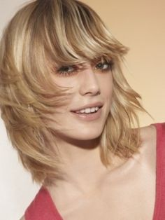 layered hair.. This is pretty much the haircut I have now..