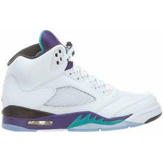 4ca91e9f4c40 Nike Men s Air Jordan 5 Retro Basketball Shoe ( 265) ❤ liked on Polyvore  featuring men s fashion