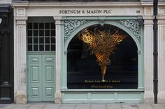 Fortnum & Mason - Every cup tells a story - Retail Focus - Retail Blog For Interior Design and Visual Merchandising