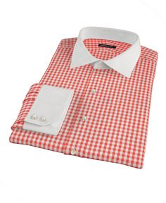 Red Gingham by Proper Cloth