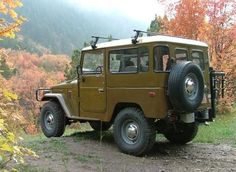 Almost positive that I done this FJ40.  It was several years ago and went to WV.  If not, it looks very close.
