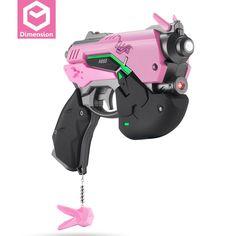 Overwatch D.Va Multi-function  power bank 8000mAh Prop Gun
