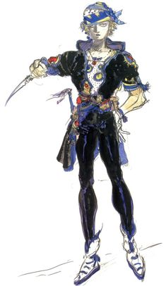 """Final Fantasy Female Characters 