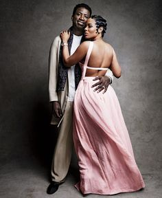 """Keyshia Ka'oir and Gucci Mane were recently featured in the """"Spring's 20 Best Suits"""" article of GQ Style Magazine. Check out the pics, comments and fashion info from the shoot.      """"You know, this is my best"""