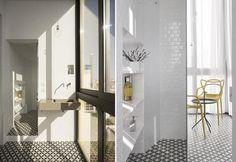 Rivestimenti bagno: 5 soluzioni di design - Elle Decor Italia