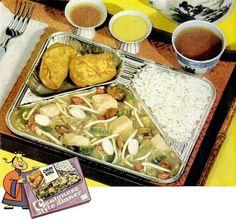 Chinese TV dinner