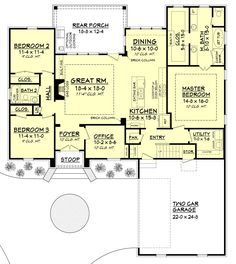 Plan 430-107 - Houseplans.com
