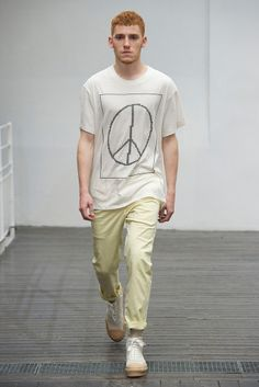 Julien David | Spring 2014 Menswear Collection | Style.com