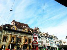 Paseo por Basilea
