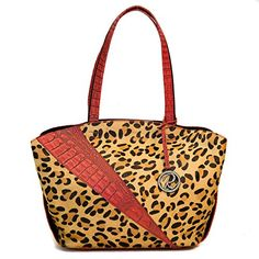 845384f65c Raviani Croco pattern Cowhide leopard pattern Genuine Leather   Details can  be found by clicking on the image. Handbags   Wallets