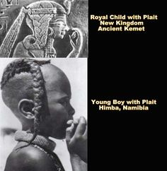 African Cultural Similarites, then and now.