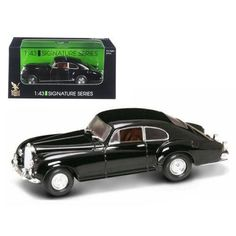 1954 Bentley R Type Black 1/43 Diecast Model Car by Road Signature