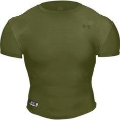 Under Armour HeatGear Tactical Full T-Shirt. It all started here  the  HeatGear Full T. You ll never wear a non-performance T-shirt again. a1fef6e162dd6