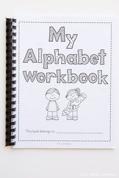 These 52 No prep alphabet letter worksheets are perfect for preschool and kindergarten students. The activities encourage letter recognition, letter formation and beginning alphabet letter sound recognition. There are 52 worksheets and one coloring in cover for your alphabet letter worksheet workbook. Whether you use this in your homeschool or classroom, parents will be happy to see the finished workbook. Check out the workbook example in the preview pictures. Scroll down to see what el...