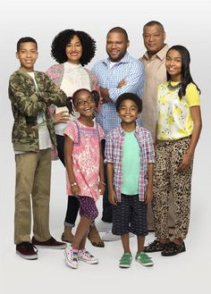 Black-ish. I had my doubts after the first episode, but I now like this show. Love the mom. Did you know that Diana Ross is her mother?!?