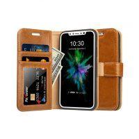 Púzdro je vyrobené z kože. Púzdro poskytuje dokonalé zapadnutie Vášho iPhone X (5) Mobiles, Apple Watch, Smart Watch, Smartwatch, Mobile Phones