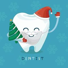 155 best It's a Very Dental Christmas! images on Pinterest in 2018 ...