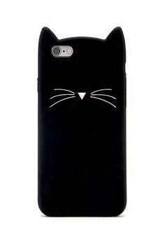 Cat Case For IPhone 6/6S | Forever 21 - 1000230950