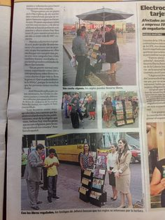 Article about Jehovah's Witnesses in Mexico, public witnessing.our worldwide brotherhood♥ Jw News, Public Witnessing, Jw Humor, Jehovah S Witnesses, Matthew 24, Thing 1, Bible Truth, The Kingdom Of God, Happy People