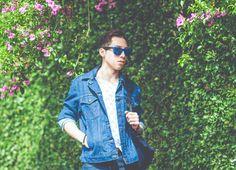 Men's Closet   Blog de Moda Masculina : Outfit Of The Day : Green Season!