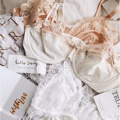Lace Dreams   In love with this photo by @orionvanessa  #regram #trueandco