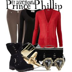 """""""Prince Phillip"""" by lalakay on Polyvore #disney"""