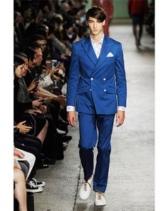 GQ.com: RICHARD JAMESPhoto by Catwalking/Getty Images.