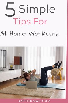 Simple tips to help you make the most of working out at home. Weights Workout For Women, At Home Workouts For Women, Fast Weight Loss, Weight Loss Tips, How To Lose Weight Fast, Fit Board Workouts, Gym Workouts, Home Exercise Routines, Workout Routines
