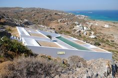 Summer House in Naxos / Ioannis Baltogiannis, Phoebe Giannisi, Zissis Kotionis, Katerina Kritou and Nikolaos Platsas from Archdaily