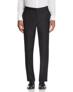 John Varvatos Usa Luxe Basic Regular Fit Tuxedo Pants