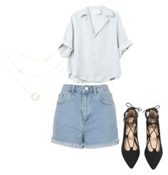 """""""Untitled #7"""" by hava-kl on Polyvore featuring Topshop"""