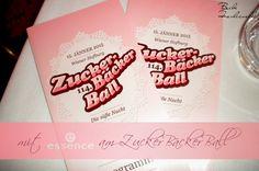 Event - mit essence am 114. Wiener ZuckerBäckerBall
