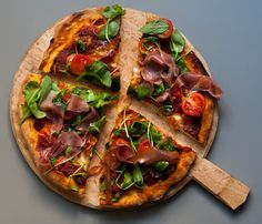 Pizza in 4 pasi simpli - Chez Mazilique