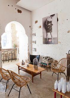 'Portrait' Haarlem | Conceptstore | shop | Coffee  | Freelance workspace  | Raamvest