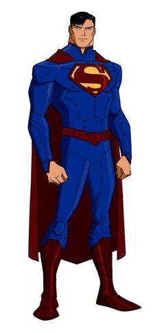 Superman DCNU Young Justice by tumatae.deviantart.com