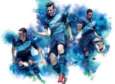 Arsenal 2014-15 Puma Third
