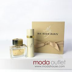New Arrival BURBERRY PERFUME SET, AED 425 after discount @ Moda Outlet. All our items are genuine and 100% authentic. www.modahouse.com #burberry #perfume #uaefashion #uae #dubai #dxb #modahouse #modaoutlet