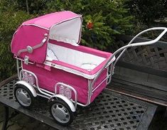 Baby Kind, Baby Buggy, Baby Prams, Pink Power, Kids And Parenting, Baby Strollers, Transportation, Children, Toys